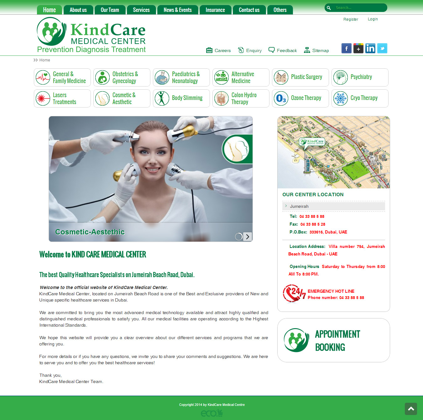 KindCare-MedicalCenter