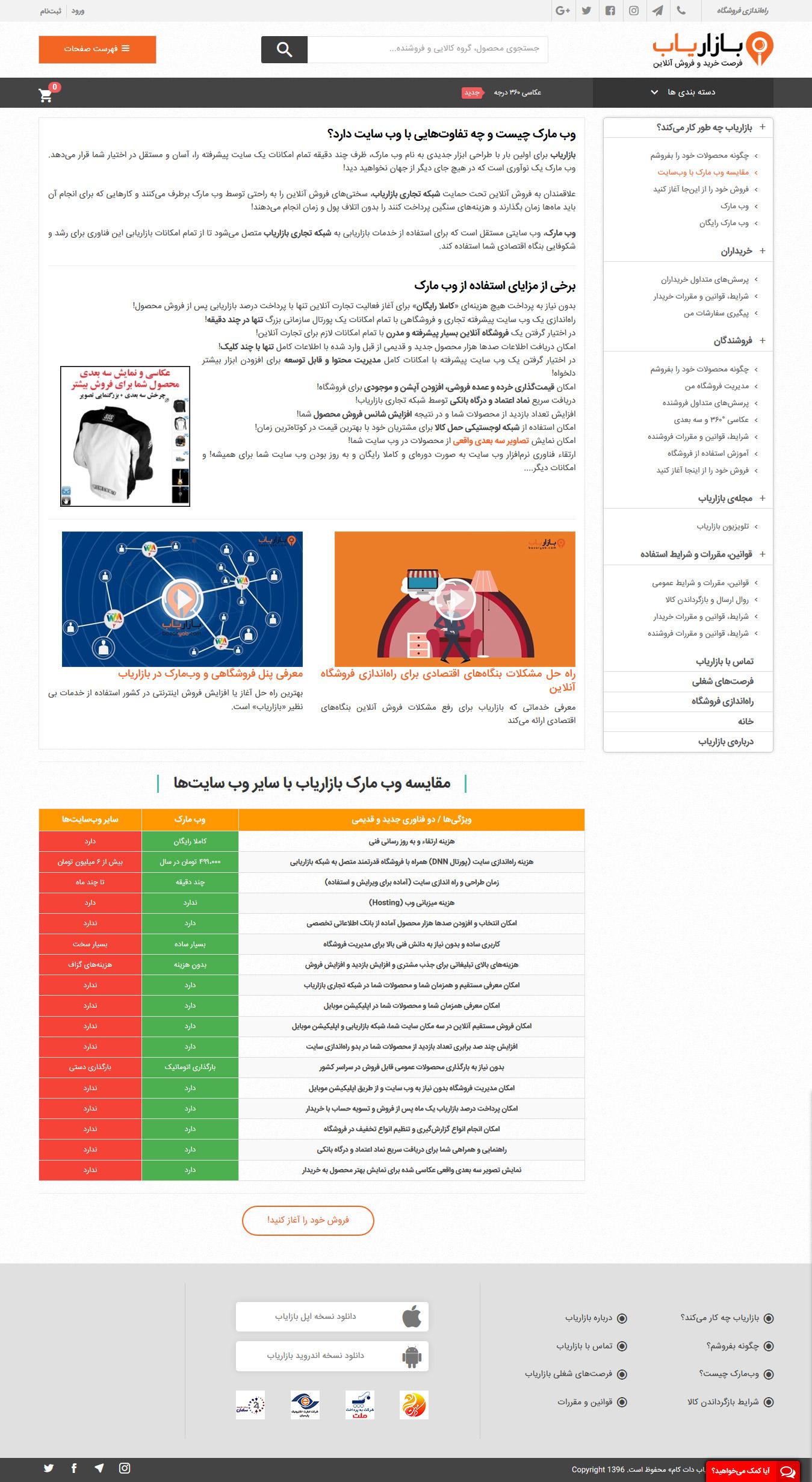 bazaryab-com-Webmark-Website-Compare