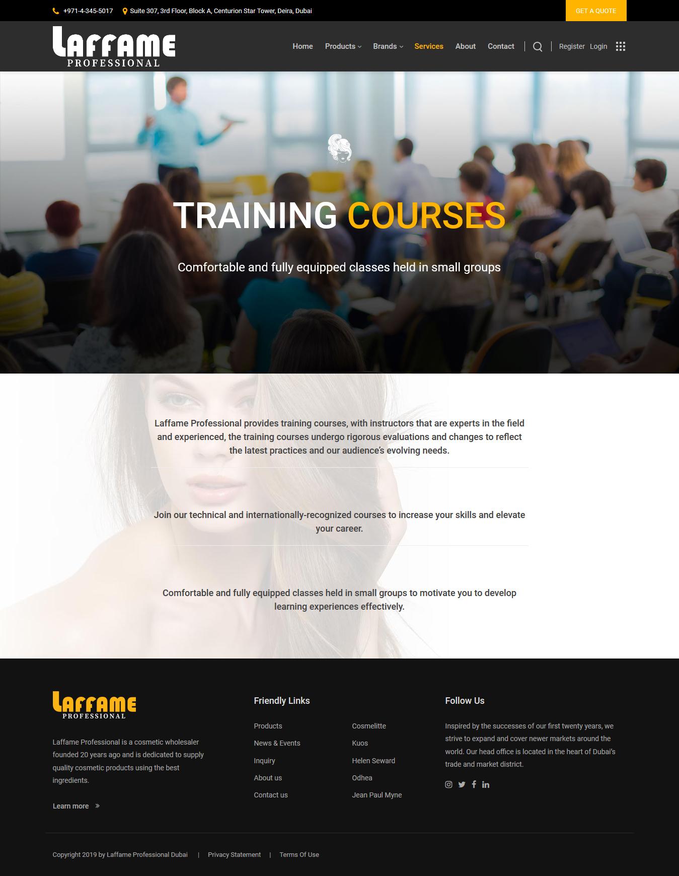 laffameprofessional-services