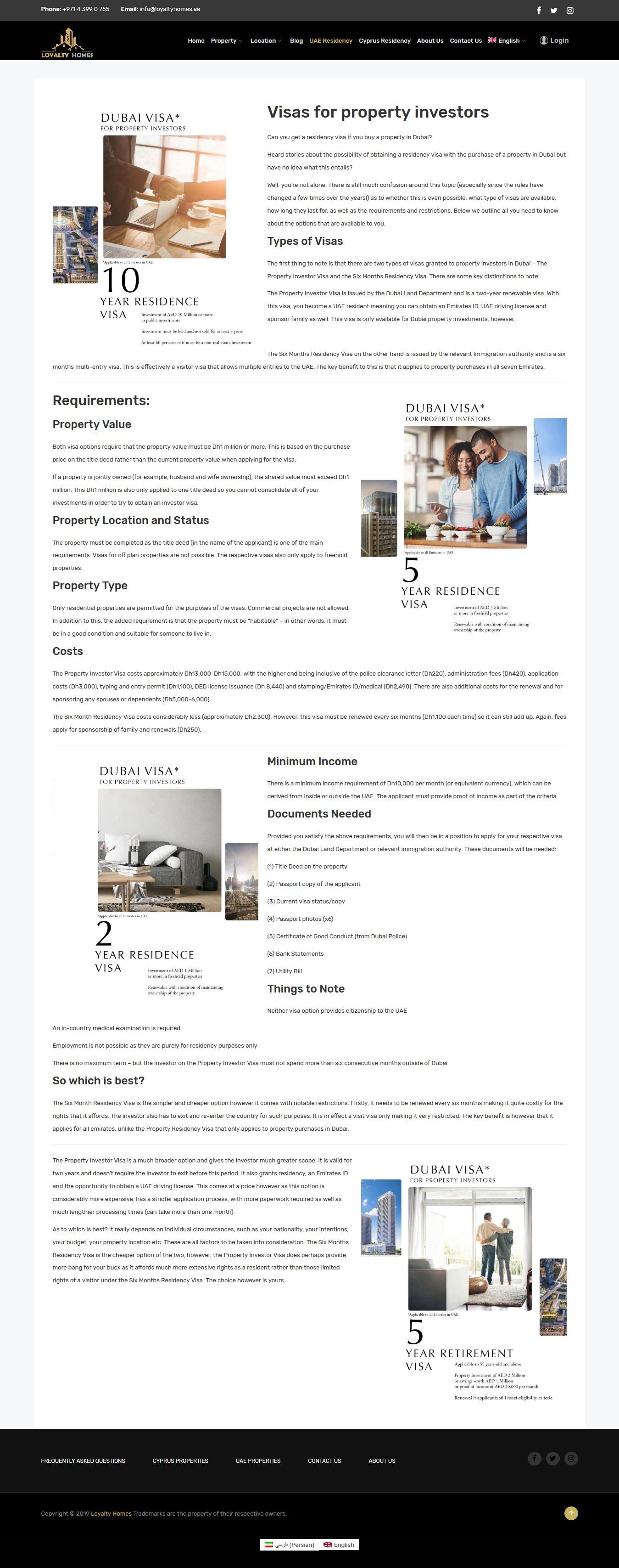 loyaltyhomes-UAE-residency